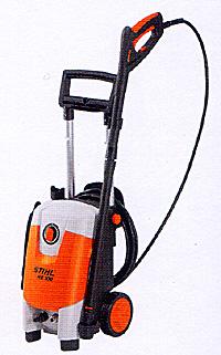 STIHL RE 108 冷水式高圧洗浄機