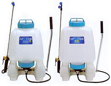 人力・樹脂製噴霧機SP-10B